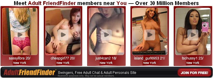 Adult Friend Finder - Adult Personals Site! Over 30 Million Members!