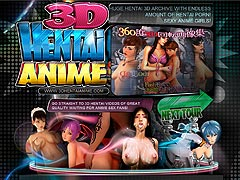 3D Hentai Anime